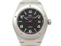 IWC インターナショナル・ウォッチ・カンパニー インヂュニアAMG 腕時計 ウォッチ IW322702 ブラック