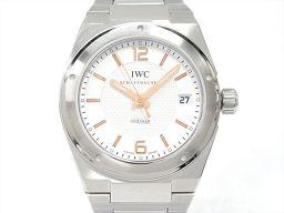 IWC インターナショナル・ウォッチ・カンパニー インヂュニア 腕時計 ウォッチ IW32280 アイボリー ステ