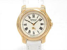 BURBERRY バーバリー 腕時計 ウォッチ 5420-F40772 アイボリー ステンレススチール(SS) x