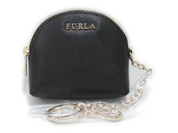 FURLA フルラ コインケース 889243 ブラック レザー 【新品同様】 レディース