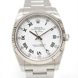ROLEX ロレックス エアキング 腕時計 ウォッチ 114234G ホワイト ステンレススチール(SS) xK1