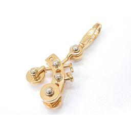Cartier カルティエ トリシクムチャーム ペンダントトップ ゴールド K18YG(750) イエローゴールド