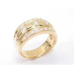 JEWELRY ジュエリー ダイヤモンド リング 指輪 ゴールド K18YG(750) イエローゴールド ×ダイヤ