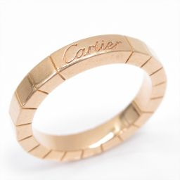 Cartier カルティエ ラニエールリング 指輪 ゴールド K18PG(750) ピンクゴールド 【中古】【ラン