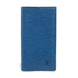 LOUIS VUITTON ルイヴィトン アジェンダ・ポッシュ(旧) 手帳カバー R20525 トレドブルー エピ