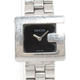 GUCCI グッチ 腕時計 ウォッチ 3600L ブラック ステンレススチール(SS) 【中古】【ランクB】 レデ