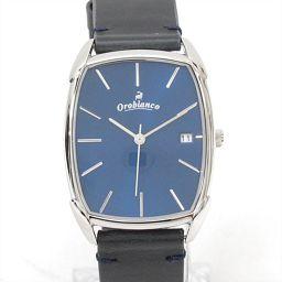 OROBIANCO オロビアンコ タイムオラ アウレオ 腕時計 ウォッチ OR0063 ブルー ステンレススチール