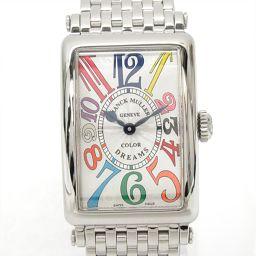 FRANCK MULLER フランク・ミュラー ロングアイランド カラードリーム 腕時計 ウォッチ 902QZ シ