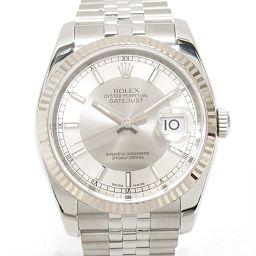 ROLEX ロレックス デイトジャスト 腕時計 ウォッチ 116234 シルバー ステンレススチール(SS) xK