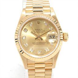 ROLEX ロレックス デイトジャスト 腕時計 ウォッチ 79178G ゴールド K18YG(750)イエローゴー
