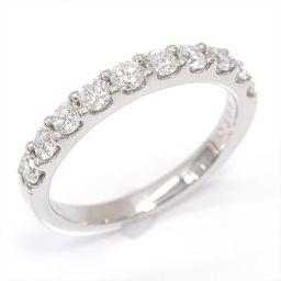 4℃ ヨンドシー ダイヤモンドリング 指輪 クリアー PT950 プラチナ xダイヤモンド(0.500ct) 【中