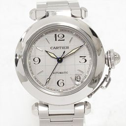Cartier カルティエ パシャC 腕時計 ウォッチ シルバー ステンレススチール(SS) 【中古】【ランクA】