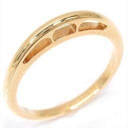 Cartier カルティエ デザインリング 指輪 ゴールド K18YG(750) イエローゴールド 【中古】【ラン