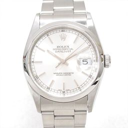 ROLEX Rolex Datejust Watch Watch 16200 Silver Stainless Steel (SS) [Used