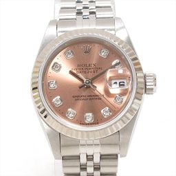 ROLEX Rolex Datejust Watch Watch 69174G Pink Stainless Steel (SS) xK1