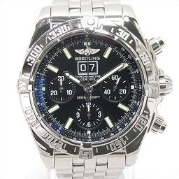 BREITLING Breitling Blackbird Watch A44359 Black Stainless Steel (