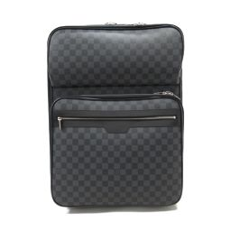 LOUIS VUITTON ルイヴィトン ペガス55 キャリーバッグ N23300 ダミエ・グラフィット ダミエ・