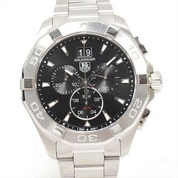 TAG HEUER TAG Heuer Aquaracer Watch Watch CAY1110 Black Stainless Steel