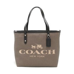 COACH Coach Tote Bag F36588 Multicolor PVCx Leather [Used] [Rank A] Ladies