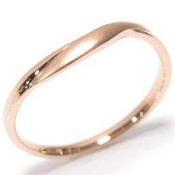 JEWELRY ジュエリー デザインリング 指輪 ゴールド K18PG(750) ピンクゴールド 【中古】【ランク