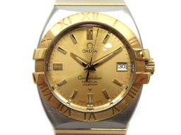 OMEGA オメガ コンステレーション・ダブルイーグル 腕時計 ウォッチ 1211.11.10.00 ゴールド ス
