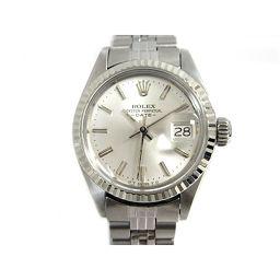 ROLEX ロレックス オイスターパーペチュアル デイト 腕時計 ウォッチ 6917 シルバー ステンレススチール