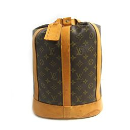 LOUIS VUITTON Louis Vuitton Randney PM Shoulder bag M42243 Monogram Monogram 【