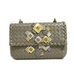 BOTTEGA VENETA BABY OLIMPIA chain shoulder bag B06749