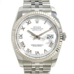ROLEX ロレックス デイトジャスト 腕時計 ウォッチ メンズ 116234 シルバー ステンレススチール(SS