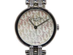 Dior クリスチャン・ディオール バキラ 腕時計 ウォッチ 092110M002 シルバー ステンレススチール(