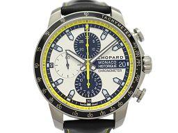 Chopard ショパール グランプリ・モナコヒストリーフ クロノグラフ メンズ ウォッチ 腕時計 168570-