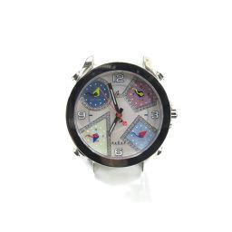 JACOB&CO. ジェイコブ 5タイムゾーン 腕時計 A2600 マルチカラー ステンレススチール(SS) xポ