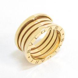 BVLGARI ブルガリ B-zero1 Mサイズリング 指輪 ビーゼロワン ゴールド K18YG(750) イエ