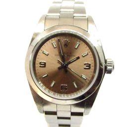 ROLEX ロレックス オイスター パーペチュアル  ウォッチ 腕時計 76080 シルバー ステンレススチール(