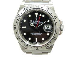ROLEX ロレックス エクスプローラー2 ウォッチ 腕時計 16570 シルバー ステンレススチール(SS) 【