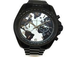 MICHAEL KORS マイケルコース チャリティー限定 腕時計 ウォッチ MK-6271 ブラック ステンレス
