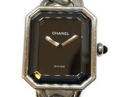 CHANEL シャネル プルミエールL レディース腕時計 ウォッチ シルバー ステンレススチール(SS) 【中古】