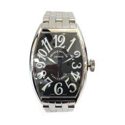FRANCK MULLER フランク・ミュラー カサブランカ 腕時計 ウォッチ 5850CASA ブラック ステン