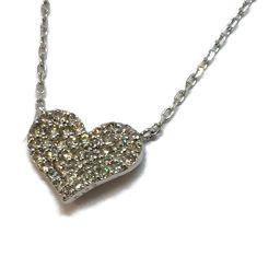 Samantha Tiara サマンサティアラ ジュエリー ダイヤモンド ネックレス シルバー K18WG(750