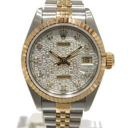 ROLEX ロレックス デイトジャスト ウォッチ 腕時計 69173G ゴールド K18YG(750)イエローゴー