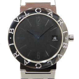BVLGARI ブルガリ ブルガリ ブルガリ ウォッチ 腕時計 BB33SS シルバー ステンレススチール(SS)