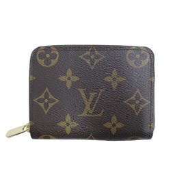 Louis Vuitton LOUIS VUITTON Monogram M60067 Zippy · Coin purse Purses Women's