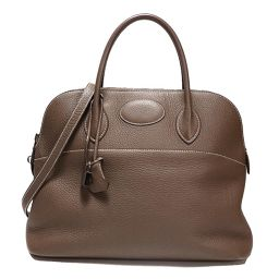HERMES HERMES Boledo 35 Togo Etop Ladies 2 WAY Handbag