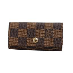 Louis Vuitton LOUIS VUITTON Damier Mercy 4 N 62631 Ladies Men's Key Case