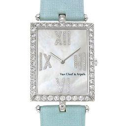 ヴァンクリーフ&アーペル レディアーペル ダイヤ 腕時計 【腕時計】★