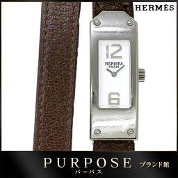 エルメス HERMES ケリー2 ドゥブルトゥール KT1 210 レディース 腕時計 ウォッチ 【腕時計】★