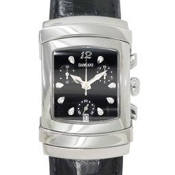 ダミアーニ DAMIANI エゴ クロノグラフ ダイヤ レディース 腕時計 ダイヤ DU 002 AC BB 【腕時計】★