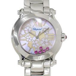 ショパール Chopard ハッピースポーツ マーク2 ブロッサム レディース 腕時計 27/8509 【腕時計】★