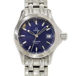 オメガ OMEGA シーマスター ジャックマイヨール 2001年 2000本限定 レディース 腕時計 【腕時計】★