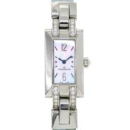 ジャガールクルト JAEGER LECOULTRE イデアル 460 8 08 レディース 腕時計 ダイヤ 【腕時計】★